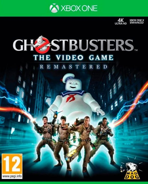 Xbox One - Ghostbusters: The Video Game Remastered D Box 785300146892 Photo no. 1
