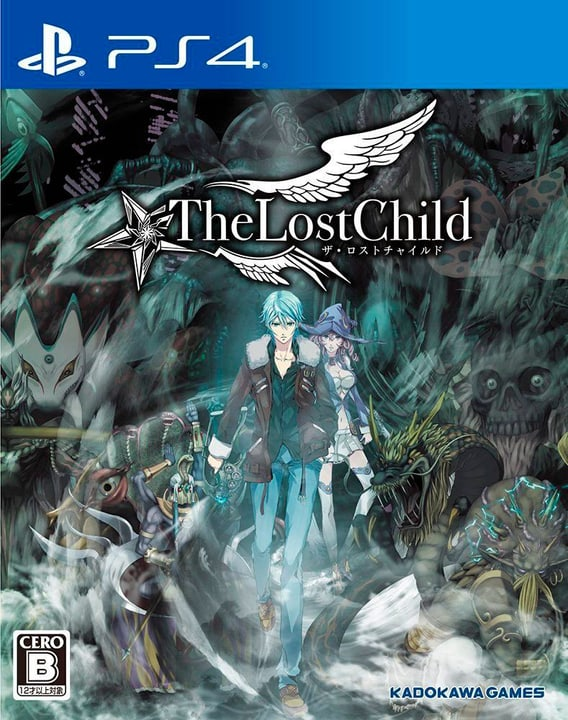 PS4 - The Lost Child (D) Fisico (Box) 785300132496 N. figura 1