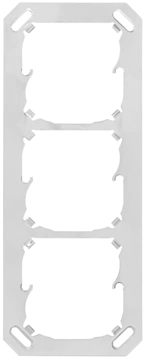 Plaque de montage triple Plaque de montage triplo Mica for you 612244000000 N. figura 1