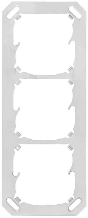 Montageplatte 3-fach Plaque de montage triplo Mica for you 612244000000 Bild Nr. 1