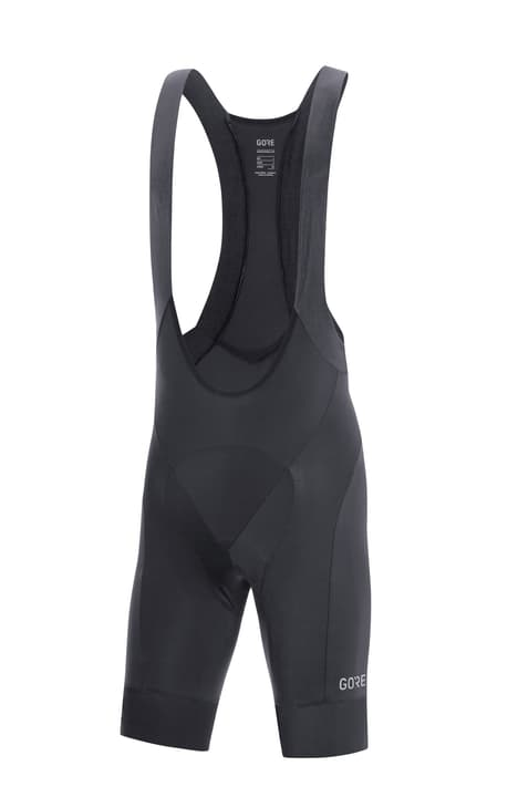 GORE® C5 Opti Trägerhose kurz Herren-Bike-Shorts Gore 461373300720 Farbe schwarz Grösse XXL Bild Nr. 1