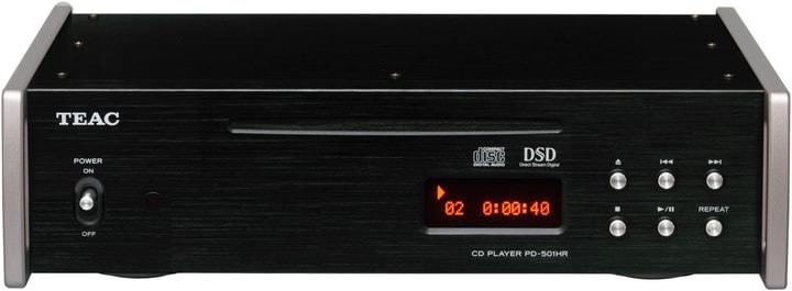 PD-501HR-B - Nero CD-Player TEAC 785300142048 N. figura 1