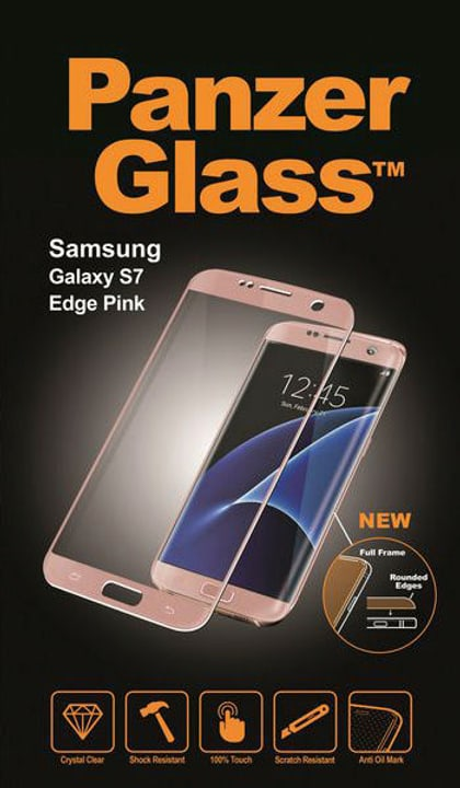 Premium pink Schutzfolie Panzerglass 785300134507 Bild Nr. 1