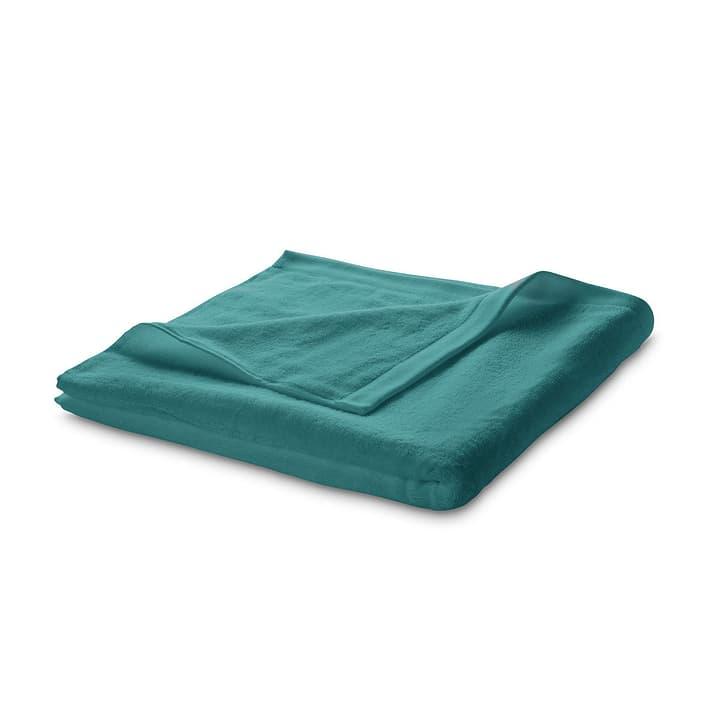 ROYAL Linge de bain 374085000000 Couleur Vert émeraude Dimensions L: 160.0 cm x P: 90.0 cm Photo no. 1