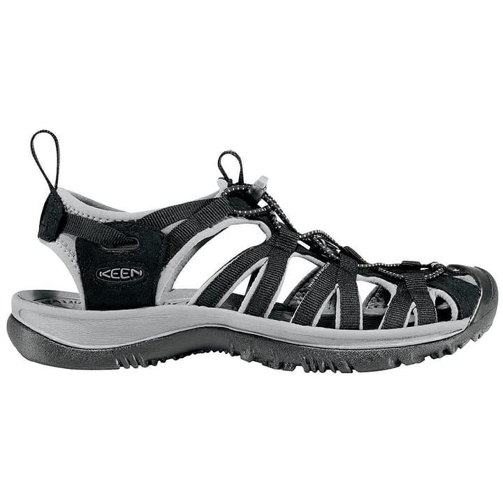 Whisper Damen-Trekking Sandale Keen 493441936020 Farbe schwarz Grösse 36 Bild-Nr. 1