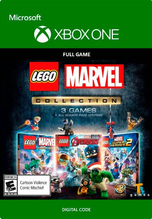 Xbox One - LEGO Marvel Collection Download (ESD) 785300144381 Photo no. 1