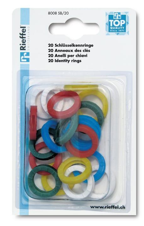 Capuchons pour clés couleurs assorti 605605200000 Photo no. 1
