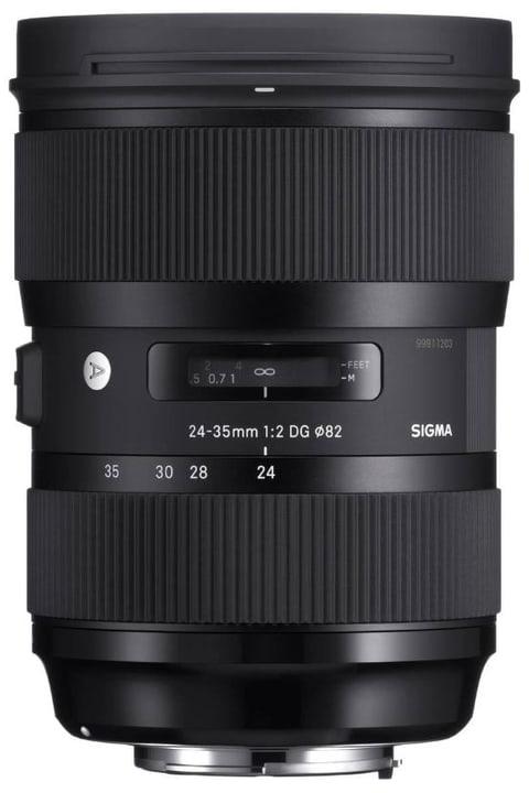 24-35mm F2,0 DG HSM | Art (Canon) Objectif Sigma 785300132574 Photo no. 1