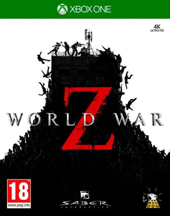 Xbox One - World War Z F Box 785300142626 N. figura 1
