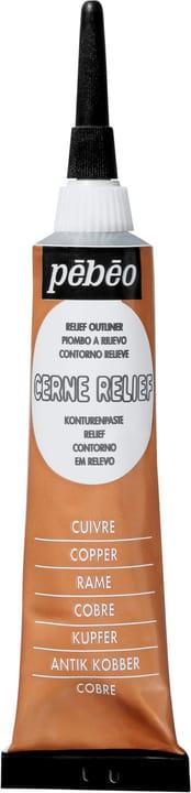 Pébéo Cerne Relief Pebeo 663505610700 Couleur Cuivre Photo no. 1