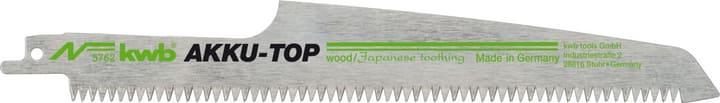 Lama per gattuccio dentatura giapponese 230 mm 2 pz. kwb 610511400000 N. figura 1