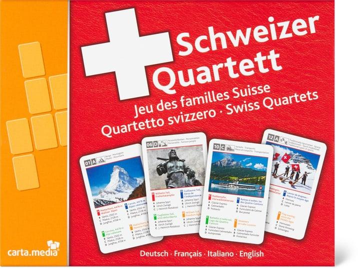 Schweizer Quartett 748986600000 N. figura 1