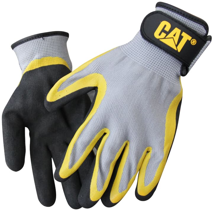 Handschuhe Latex CAT 604012800000 Grösse M Bild Nr. 1