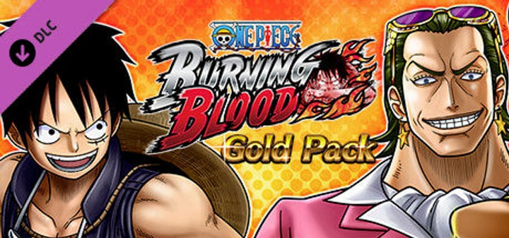 PC - One Piece Burning Blood Gold Pack Digital (ESD) 785300133357 Bild Nr. 1