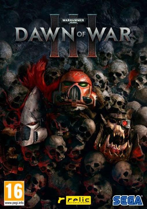 PC - Dawn of War 3 Physisch (Box) 785300122176 Bild Nr. 1