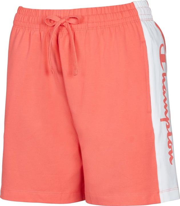 Image of Champion Pant Bermuda Rochester Damen-Shorts koralle