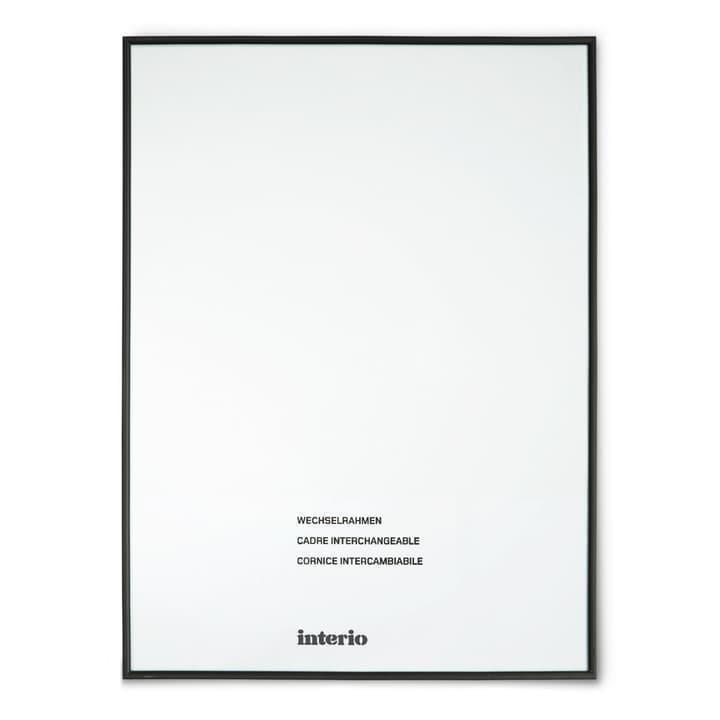 BRASILIA Cornice 384002821907 Dimensioni quadro 70 x 100 Colore Nero N. figura 1
