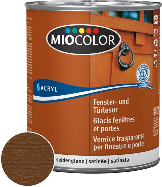 Glacis fenêtres et portes Miocolor 661124900000 Couleur Noyer Contenu 750.0 ml Photo no. 1