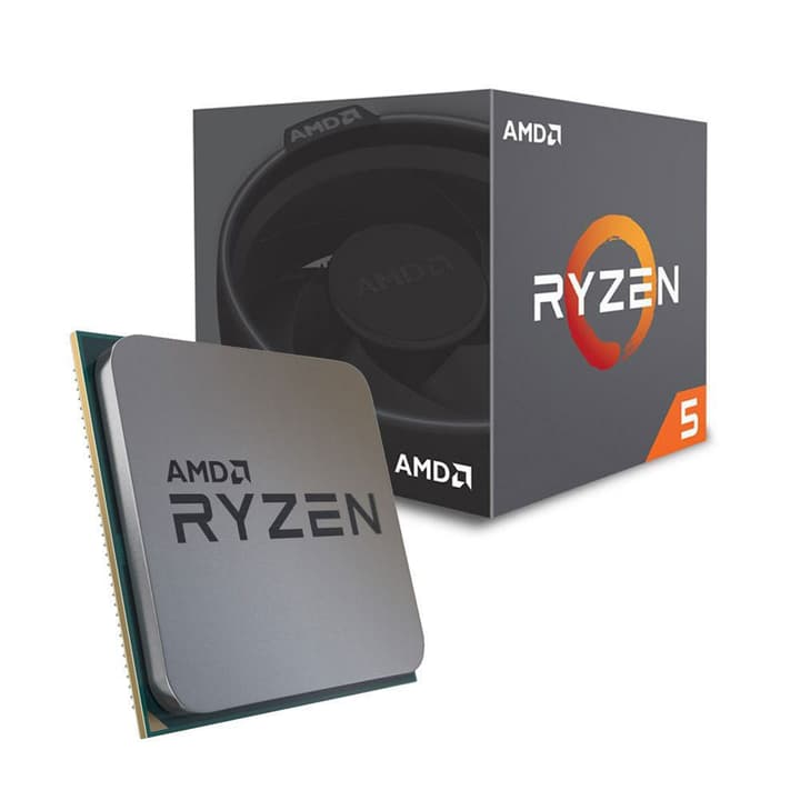 Ryzen 5 2600X 3.60 GHz Processore AMD 785300143934 N. figura 1