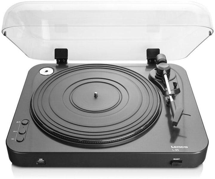 L-85 - Noir Tourne-disques Lenco 785300151928 Photo no. 1