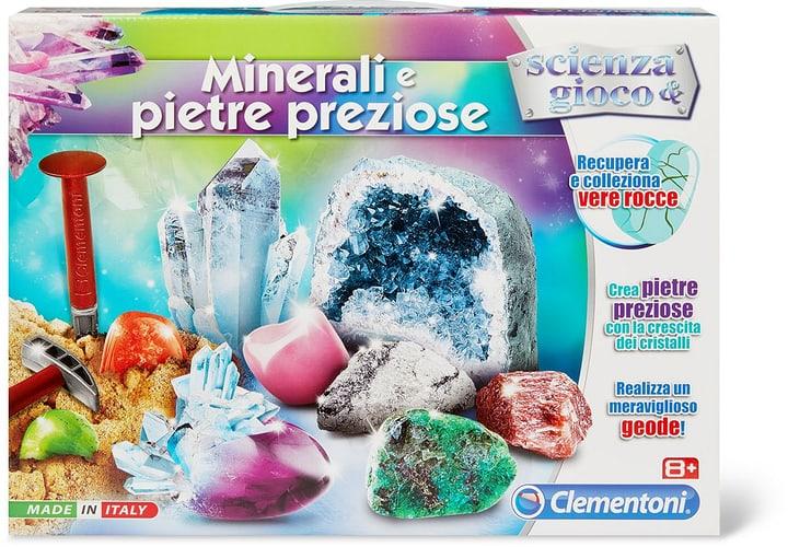 Clemetoni Kristalle fluoreszierend Clementoni 746994190200 Sprache Italienisch Bild Nr. 1