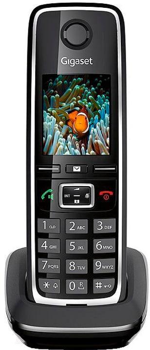 C530 HX Noir (combiné additionnel) Gigaset 785300123497 Photo no. 1