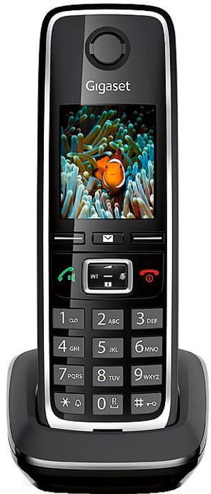 C530 HX noir Gigaset 785300123497 Photo no. 1