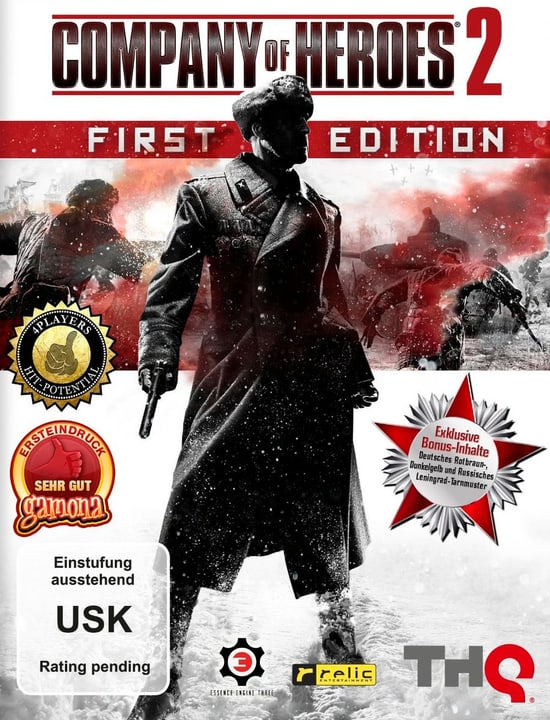PC - Company of Heroes 2 - First Edition Digitale (ESD) 785300134101 N. figura 1
