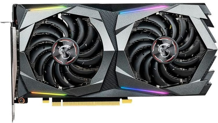 GeForce GTX 1660 SUPER Gaming X 6GB Card graphique MSI 785300149997 Photo no. 1