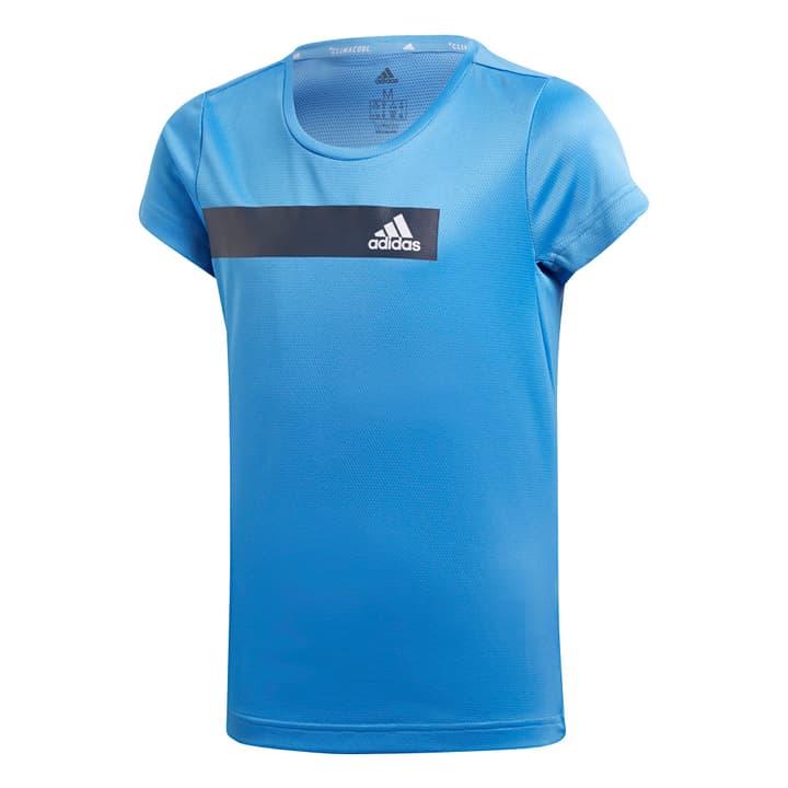 Cool T-Shirt Mädchen-T-Shirt Adidas 464598114040 Farbe blau Grösse 140 Bild-Nr. 1