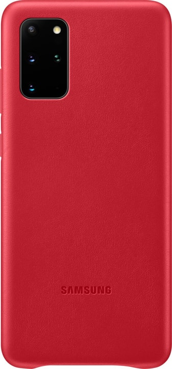 Hard-Cover Leather red Hülle Samsung 785300151154 Bild Nr. 1