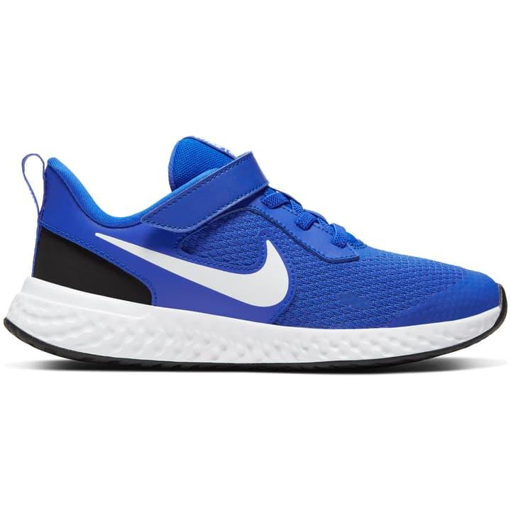 Revolution 5 Scarpa da bambino per il tempo libero Nike 460694233540 Colore blu Taglie 33.5 N. figura 1