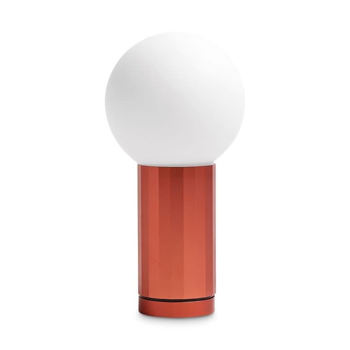 TURN ON Lampada da tavolo HAY 380074400000 Dimensioni A: 19.5 cm Colore Arancione N. figura 1