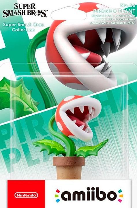 amiibo Super Smash Bros. Character - Piranha Plant Box 785300141463 N. figura 1