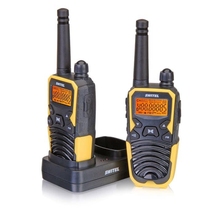 WTF 5700 schwarz gelb Funkgerät 785300124641 Bild Nr. 1