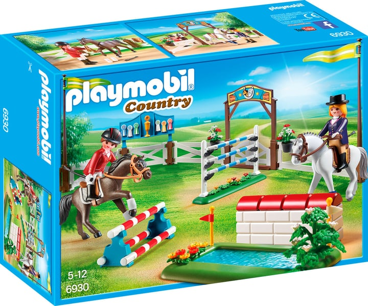 Playmobil Country Parcours d'obstacles 6930 746085300000 Photo no. 1