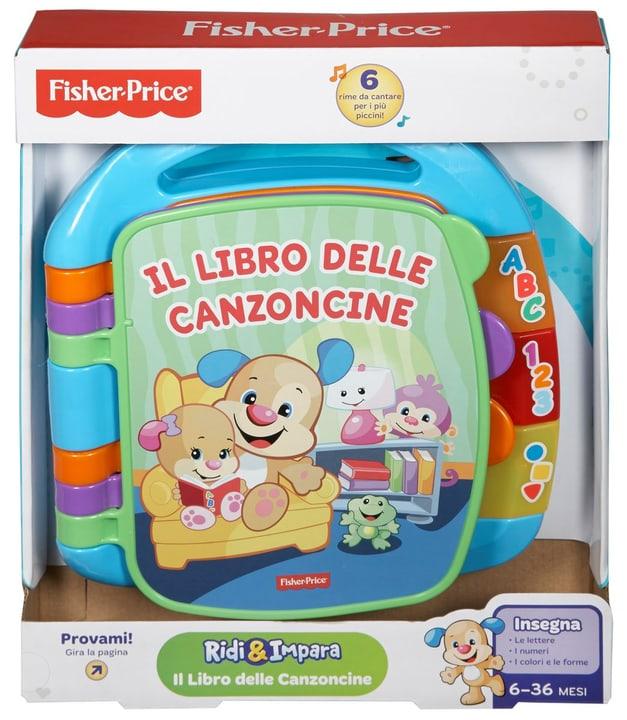 Fisher-Price Il Libro Delle Canzoncine (I) 746379990200 Langue Italien Photo no. 1