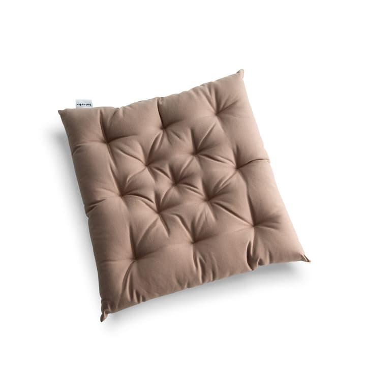 TABORA Sitzkissen 378016133902 Farbe Grau Grösse B: 40.0 cm x T: 40.0 cm Bild Nr. 1