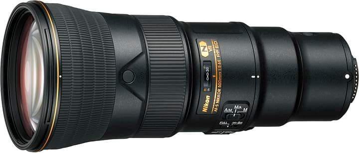 Nikkor AF-S VR 500mm / 5.6 E PF ED Import Obiettivo Nikon 785300146551 N. figura 1