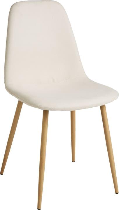 ROSSI Stuhl 402359800074 Farbe Beige Grösse B: 45.0 cm x T: 53.0 cm x H: 85.0 cm Bild Nr. 1