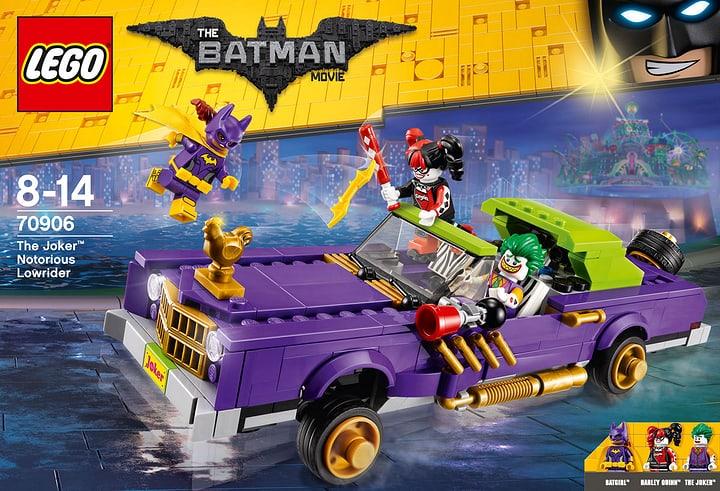LEGO Batman La décapotable du Joker 70906 748834500000 Photo no. 1