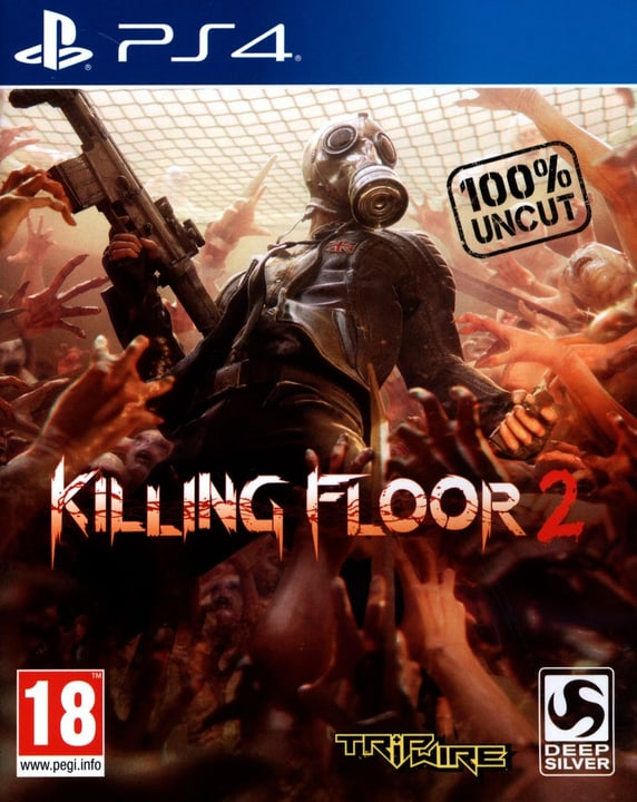 PS4 - Killing Floor 2 785300121962 Photo no. 1