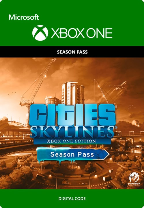 Xbox One - Cities: Skylines - Season Pass Download (ESD) 785300135565 N. figura 1