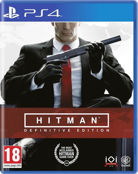 PS4 - Hitman - Definitive Edition (D/F) Physisch (Box) 785300134639 Bild Nr. 1