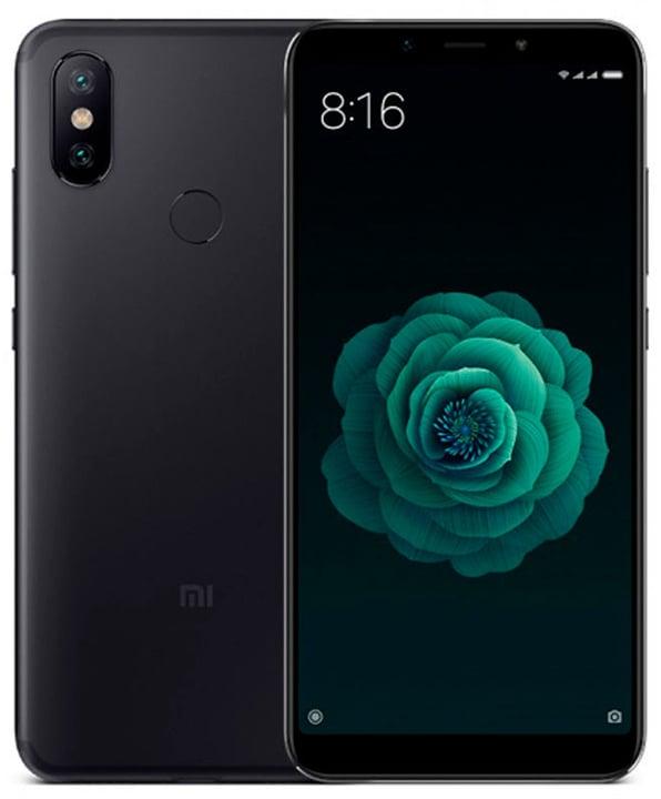 Mi A2 Dual SIM 32GB schwarz Smartphone xiaomi 785300138775 Bild Nr. 1