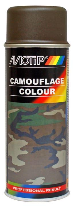 Camouflage 400 ml Peinture aérosol MOTIP 620837000000 Type de couleur 8027 Photo no. 1