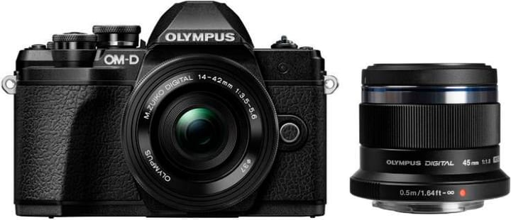 OM-D E-M10 III Kit (14 - 42 mm, 16.10MP, 8.60FPS, WLAN) appareil photo Olympus 785300145155 Photo no. 1