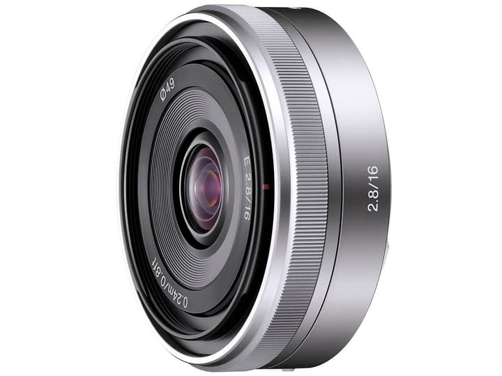 SEL16F28 E-Mount 16mm F2.8 Objectif Objectif Sony 785300123823 Photo no. 1