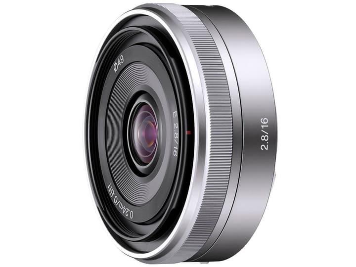 SEL16F28 E-Mount 16mm F2.8 Objectif Sony 785300123823 Photo no. 1