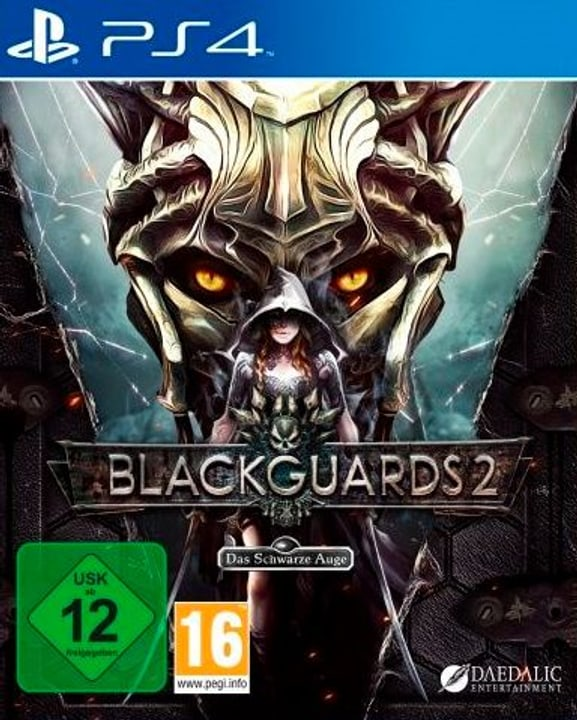 PS4 - Blackguards 2 Physique (Box) 785300128970 Photo no. 1